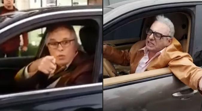 Carlos Álvarez revela amenazas de 'Viejo pistolero' por parodia (VIDEO)