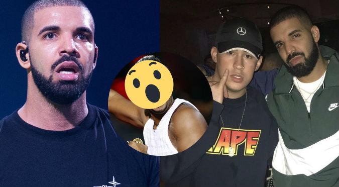 Drake ya había cantado en español con este artista antes que con Bad Bunny
