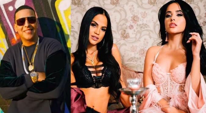 ¿Daddy Yankee escribió 'Sin Pijama'? ¿Y Becky G?