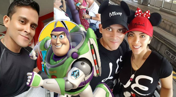 Comparan a Christian Domínguez con Buzz Lightyear de Toy Story (VIDEO)