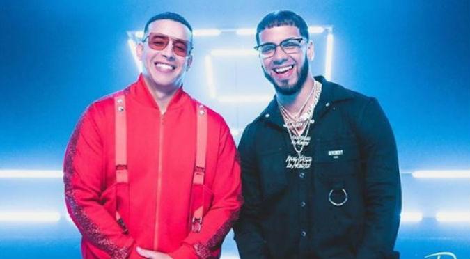 Anuel y Daddy Yankee se juntan para 'Adictiva' (VIDEO)