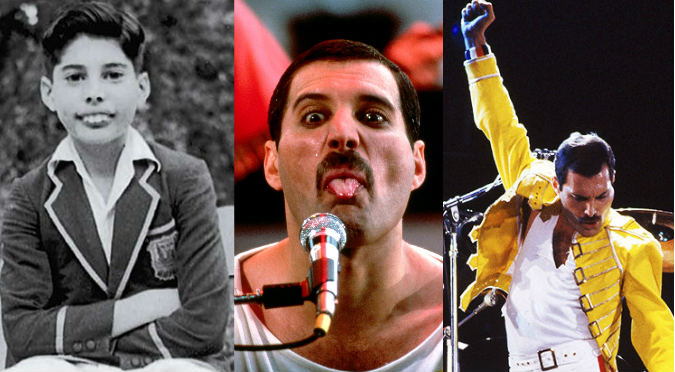 Freddie Mercury: 10 datos sobre la vida del vocalista de Queen (VIDEO)