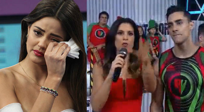 Fuertes críticas contra María Pía Copello por defender a Austin Palao (VIDEO)