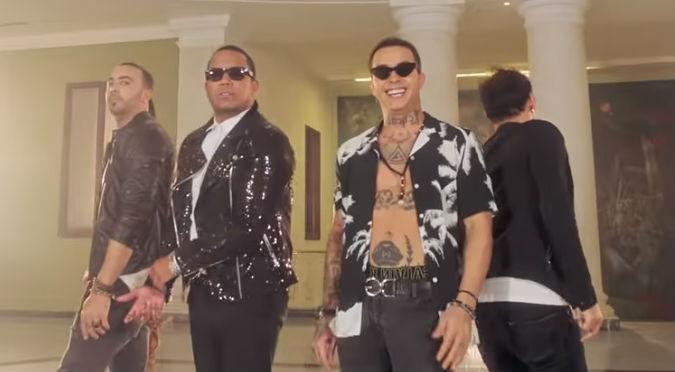 Sixto Rein la rompe en YouTube con 'Afortunado' junto a Ilegales (VIDEO)