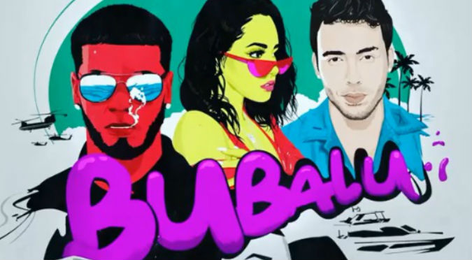 Bubalu - Anuel AA, Prince Royce, Becky G, Mambo Kingz, Dj Luian