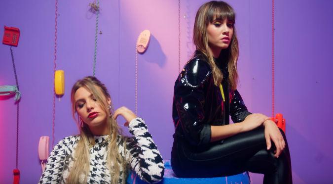 Aitana y Lele Pons arrasan con 'Teléfono' remix (VIDEO)