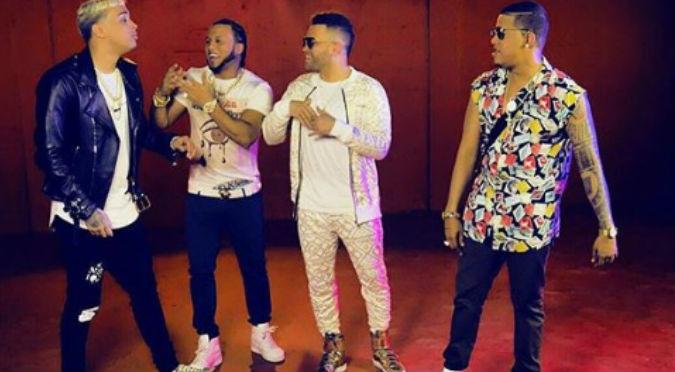 'Dale Pipo Remix': Bulova junto a Nacho, Noriel y El Alfa (VIDEO)
