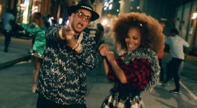 Daddy Yankee y Janet Jackson: Así suena su canción en español