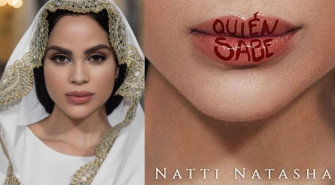 Quién Sabe - Natti Natasha (VIDEO + LETRA)