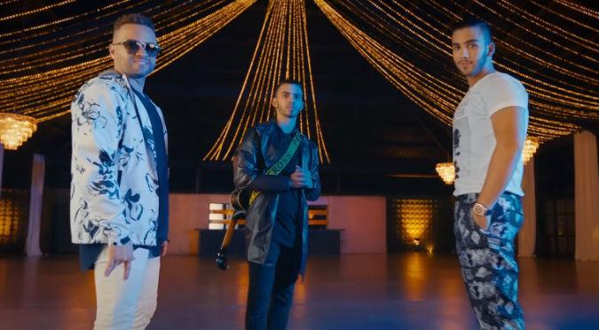 Nacho y los hermanos Turizo estrenan 'Déjalo' (VIDEO)