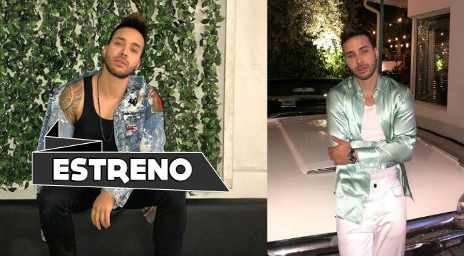 Prince Royce deja el trap para interpretar tema de Juan Luis Guerra (VIDEO)