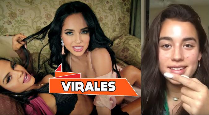 Chica estadounidense intentó cantar 'Sin Pijama' y se hizo viral