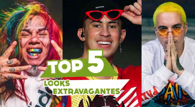 Los 5 looks más extravagantes del año (VIDEO)