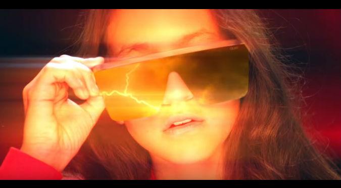 Hija de Jennifer López debuta en su videoclip 'Limitless'
