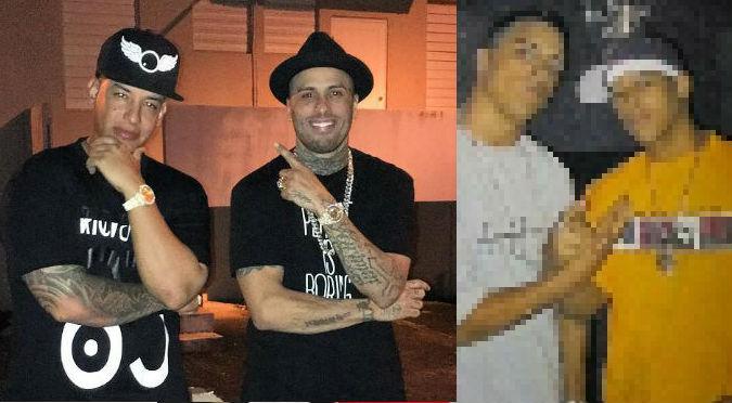 Fotos de Daddy Yankee y Nicky Jam cuando eran 'Los Cangris'