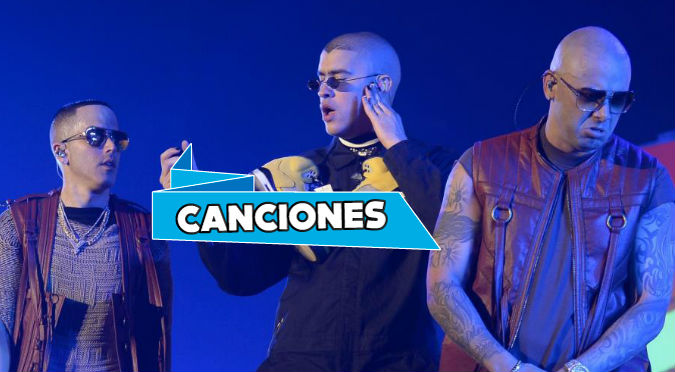 Dame Algo - Wisin, Yandel y Bad Bunnny (VIDEO)