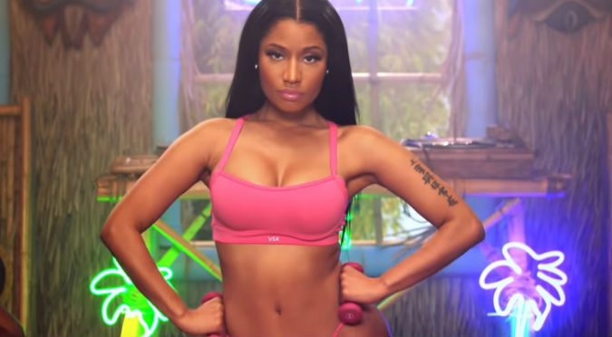 ¿Nicki Minaj copió 'Anaconda' de canción antigua?
