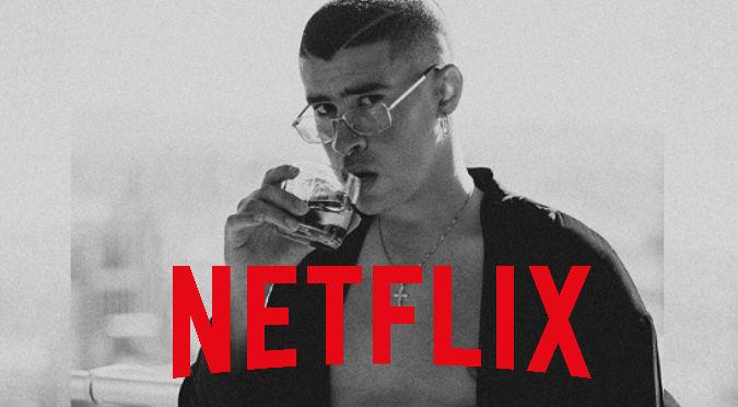 ¿Bad Bunny tendrá su serie en Netflix?