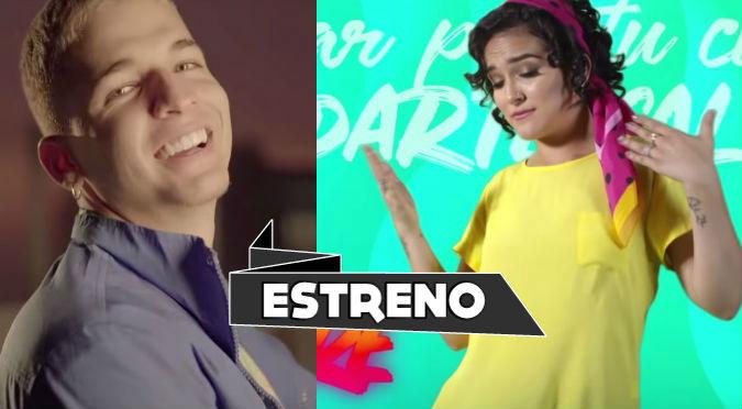 Legarda y Daniela Darcourt estrenaron videoclip de 'Cheveraneando'