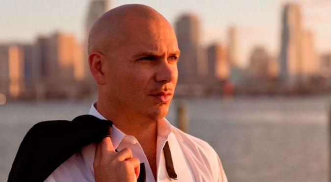 ¿Pitbull deja la música por el arte culinario?