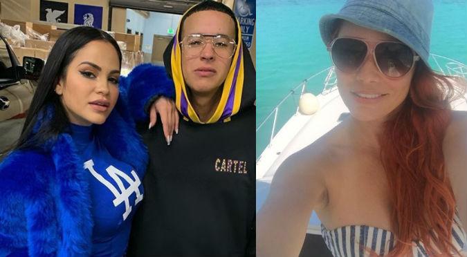 Natti Natasha y esposa de Daddy Yankee enloquecen a seguidores al posar juntas