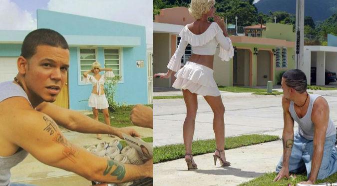 Residente recuerda 'Atrévete' con imágenes inéditas de videoclip