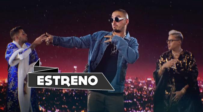 Static, Ben E y J Balvin estrenan 'Tudo Bom' (VIDEO)