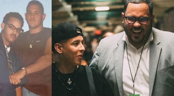 Emotivas palabras de Pina Records a Daddy Yankee a horas de su homenaje
