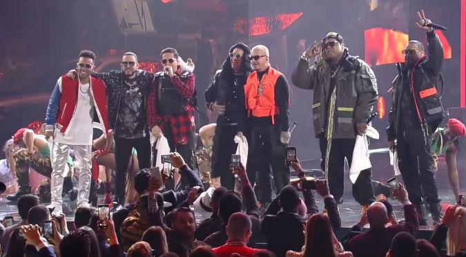 Daddy Yankee: Los líderes de la nueva y la Old School cantaron juntos (VIDEO)