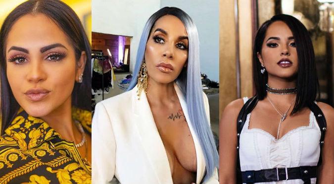 Ivy Queen, Natti Natasha, Becky G y Anitta compartirán escenario (VIDEO)