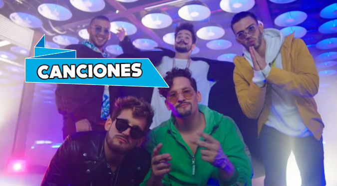 Desconocidos - Mau y Ricky, Manuel Turizo, Camilo (VIDEO)