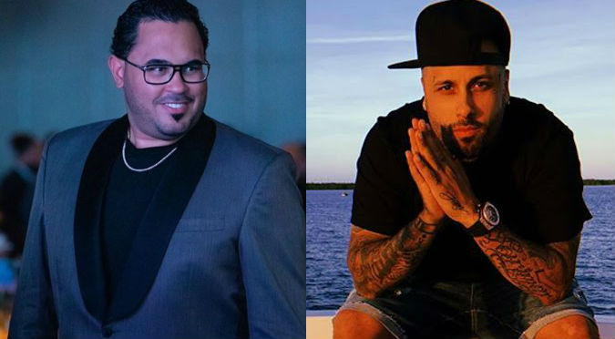 Raphy Pina dedicó emotivas palabras a Nicky Jam (VIDEO)