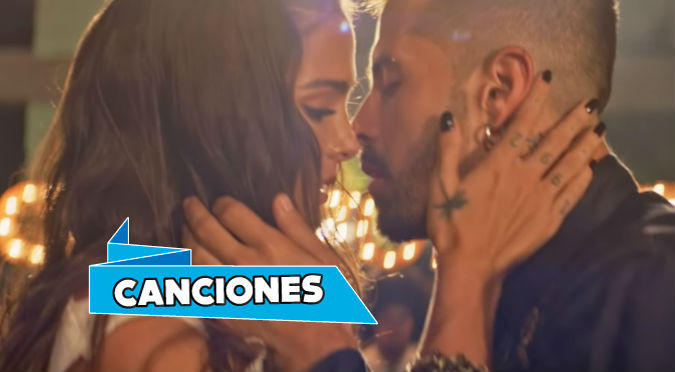 Esta Noche - Mike Bah铆a y Greeicy Rend贸n (VIDEO)