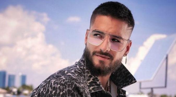 Maluma vuelve a usar tacos y fans lo 'trolean' en redes sociales