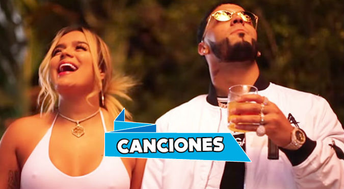 Secreto - Anuel AA, Karol G (VIDEO)