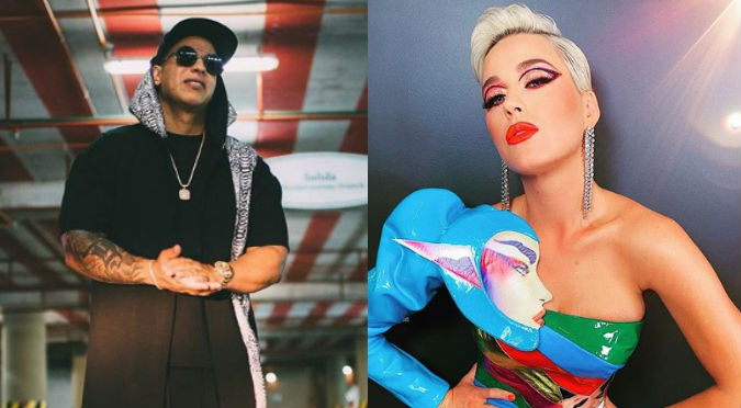 Daddy Yankee y Katy Perry están listos para soltar 'Con Calma' REMIX (VIDEO)