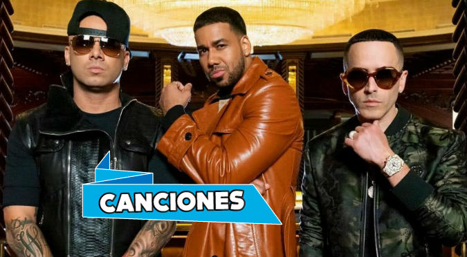 Aullando - Wisin y Yandel, Romeo Santos (VIDEO)