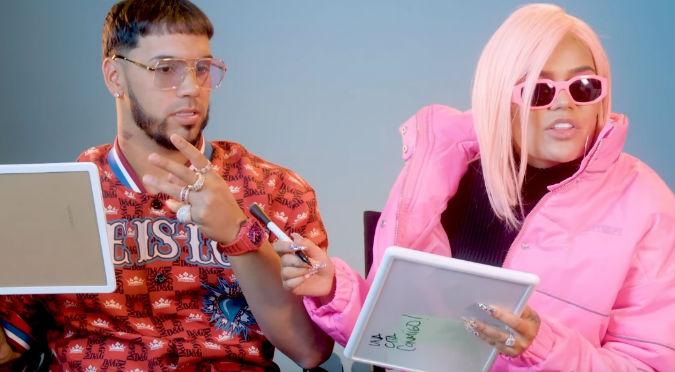 Karol G y Anuel: ¿Cuánto se conocen los 'bebecitos'? (VIDEO)
