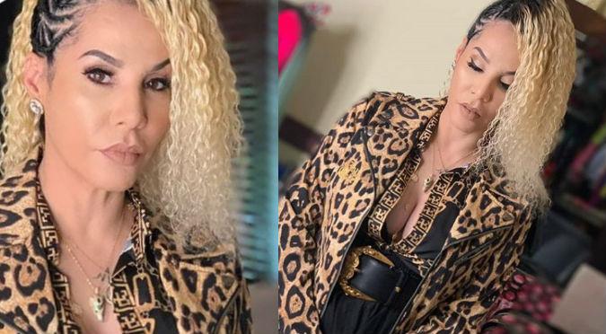 Ivy Queen: 'Me decían que tenía voz masculina' (VIDEO)