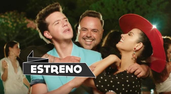 Alex Muñiz, Maite Perroni y Juan Magán estrenan 'Sin ti' (VIDEO)