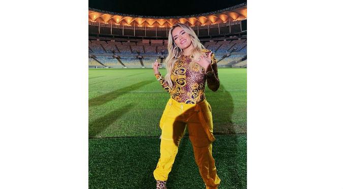 Karol G grabó tema oficial de la Copa América Brasil 2019