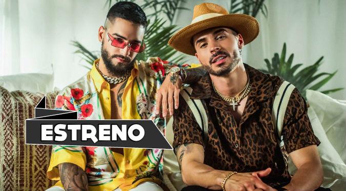 Reykon y Maluma están en busca de una 'Latina' (VIDEO)