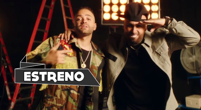 Nacho estrena tema escrito por Nicky Jam (VIDEO)