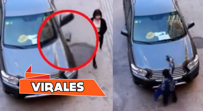 Niño encuentra billetera y nadie puede creer el desenlace (VIDEO)
