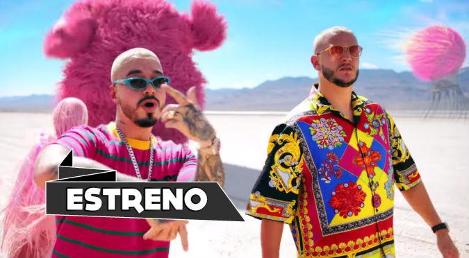 Dj Snake, J Balvin y Tyga ponen a bailar a todo el mundo con 'Loco Contigo' (VIDEO)