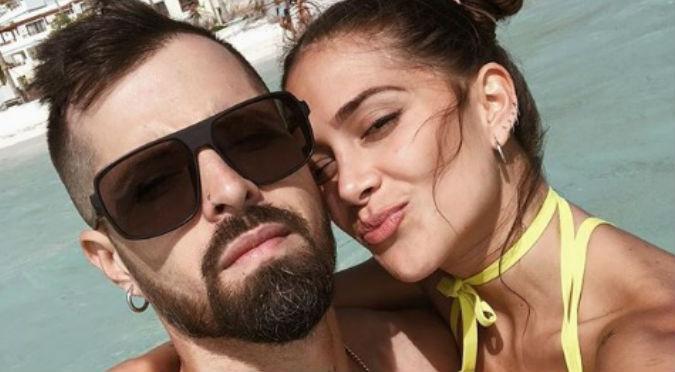 Greeicy Rendón dedica romántico saludo de cumpleaños a Mike Bahía