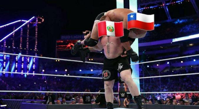 Perú vs. Chile: Divertidos memes calientan la previa del partido (FOTOS)