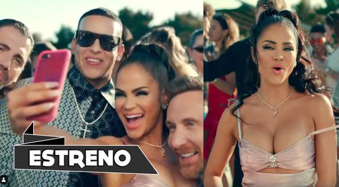 Natti Natasha canta en inglés junto a Daddy Yankee, David Guetta, Dimitri Vegas y Like Mike (VIDEO)