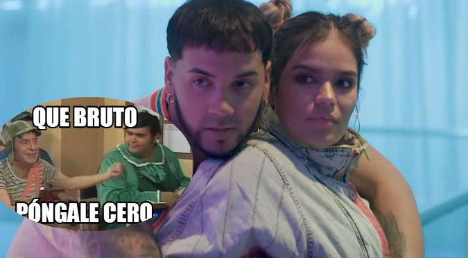 Anuel AA y Karol G: La RAE corrige errores ortográficos de los cantantes (VIDEO)