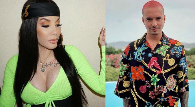 Ivy Queen anuncia colaboración con J Balvin (VIDEO)